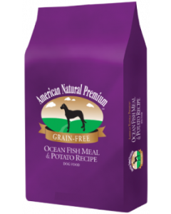 12# American Natural Premium Grain Free Ocean Fish Dog Food