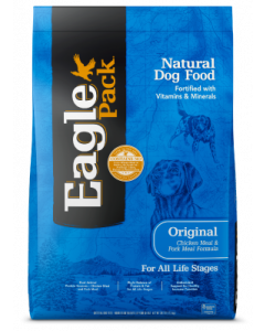 30# Eagle Pack Chicken & Pork Dog