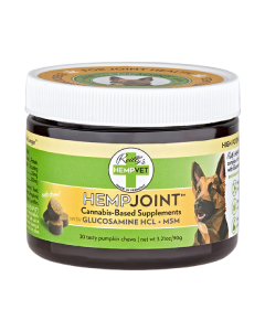 Reilly's Hempvet HempJoints 30 Count Joint & Mobility Suport