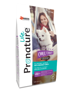 25# Pronature Life All Stages Dog Food Chill Turkey
