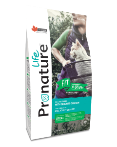 5# Pronature Life All Stages Cat Food Fit Chicken